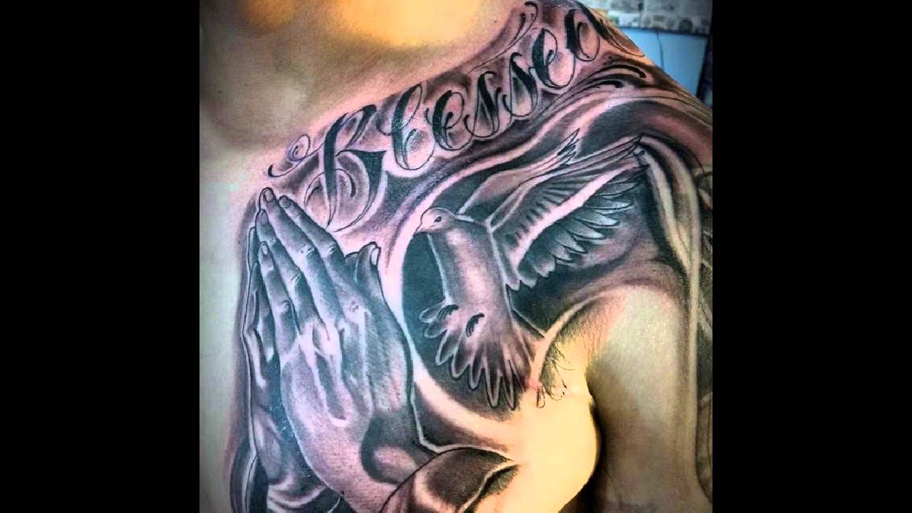 30 Spiritual Truly Blessed Tattoo Designs Holy Symbols On Your