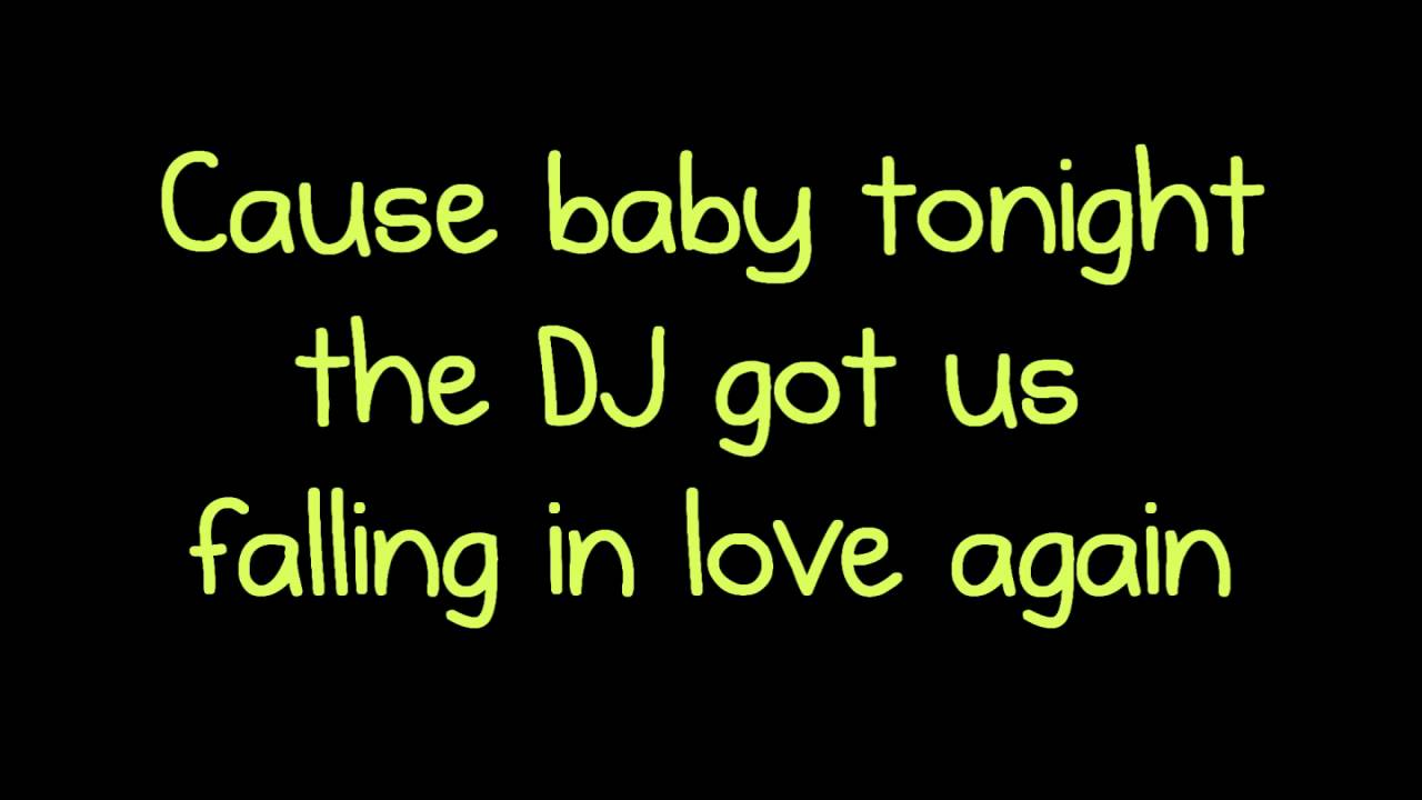 Usher - DJ Got Us Fallin' In Love (Official ... - YouTube