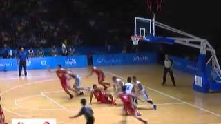 Men's Basketball Finals: Philippines vs. Indonesia Highlights | 2015 SEA Games