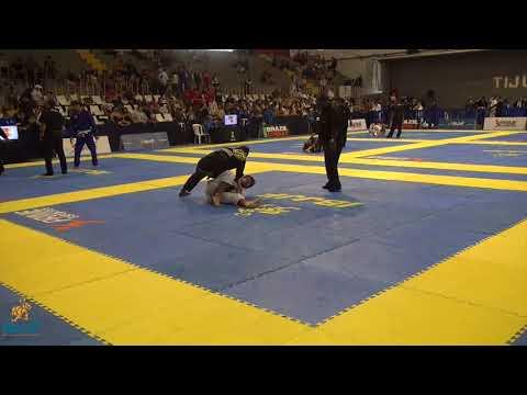 Jaime Canuto vs Celso Vinicius / Rio BJJ Pro 2017