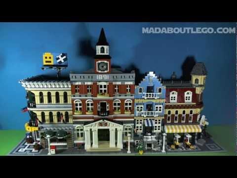 LEGO TOWN HALL 10224