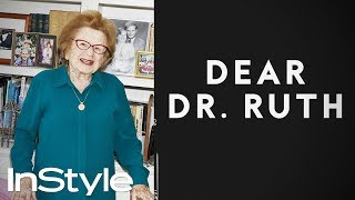 The Iconic Dr. Ruth Answers All Your Sex Questions | InStyle