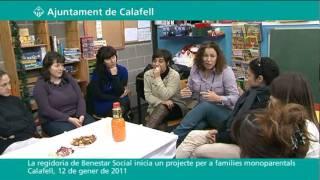 Benestar Social inicia un projecte per a famílies monoparentals