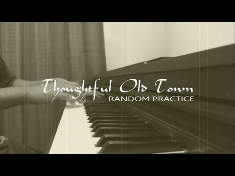 Hamari Adhuri Kahani Piano Cover Jam | Improvised Piano Classics|Thoughtful Old Town- Akash Singh