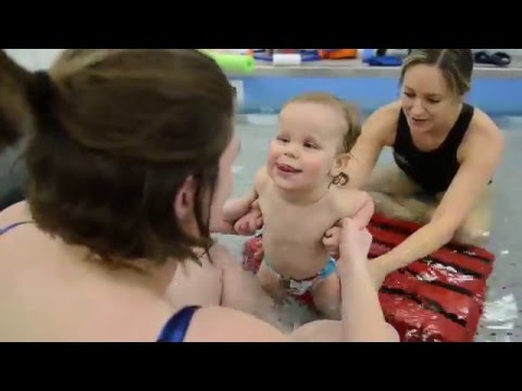Aquatic Therapy at Gillette – Children Create a Splash!