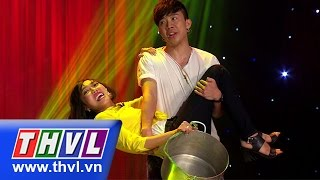 THVL   Cười xuyên Việt: Cuộc thi kỳ thú - Trấn Thành, Anh Đức, La Thành, Hà Trinh, Diệu Nhi
