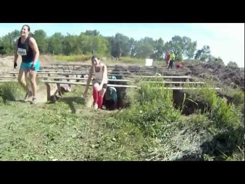Warrior Dash 2012 At Johnson Creek, Wisconsin (08/18/2012)
