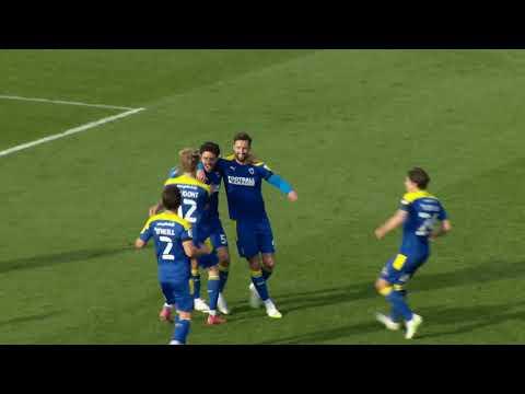 AFC Wimbledon Swindon Goals And Highlights