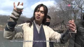 "Showbiz Korea _ MOVIE ""THE MAGICIAN""(조선마술사)"