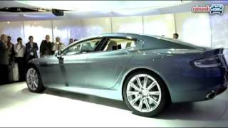 2010 Aston Martin Rapide U.S. Pricing Videos