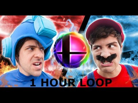 SMOSH- SMASH RAP 1 HOUR LOOP