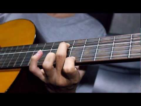Vierra - Perih - Accoustic Guitar Cover