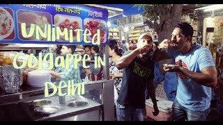 Unlimited Golgappe in Delhi | Chatkara | Janakpuri