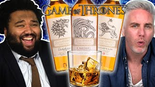 Irish People Try Game of Thrones Whisky (Scotch)