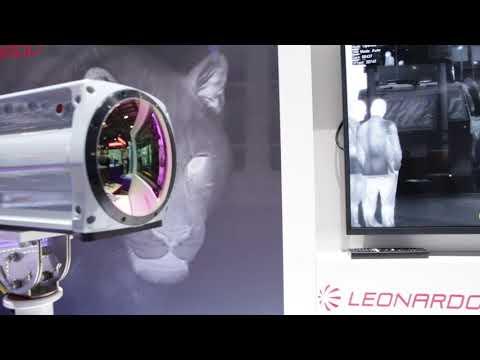 Leonardo #DSEi2019: SuperHawk Thermal Imaging Camera