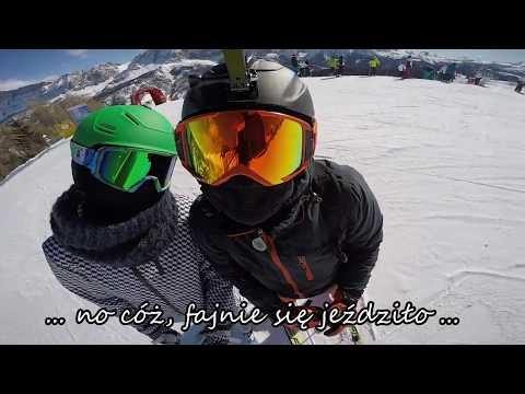 2018 Włochy Narty Alta Badia Dolomity 2