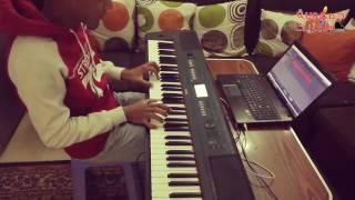 Zap Tharwat ft. Amina Khalil Nour piano cover عزف بيانو أغنية نور زاب ثروت و أمينة خليل