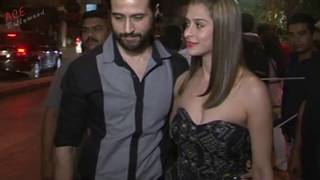 Repeat youtube video Shilpa Sakhlani Opps Dress Slips at Event