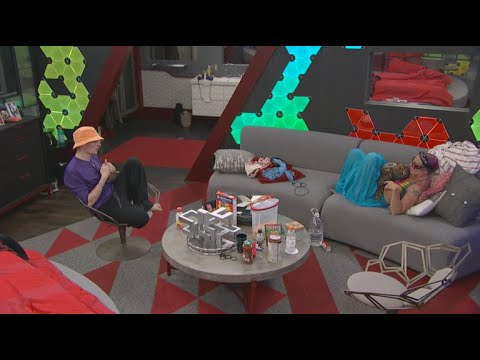 Big Brother - The Blind Houseguests (Live Feed Highlight)