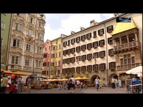 This is Tyrol in Austria - Innsbruck - Wilder Kaiser - Kufstein
