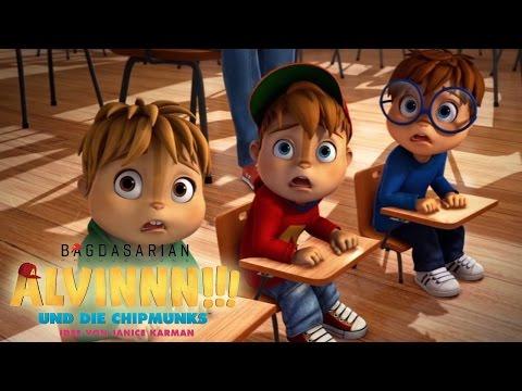 Alvinnn!!! und die Chipmunks - Dave, die Glucke (Trailer)
