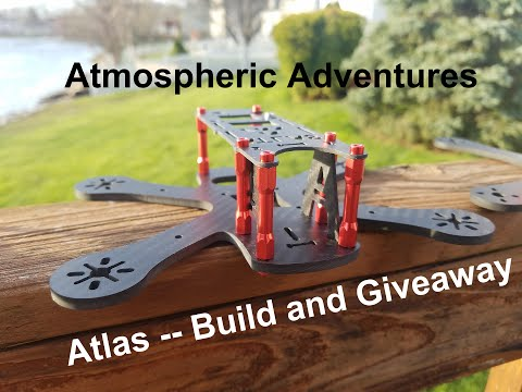 Livestream // Giveaway //Atmospheric Adventures Atlas 180 //