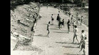 Oud verlaten Zwembad Oud Alteveer / Nieuwe Pekela toen en nu.