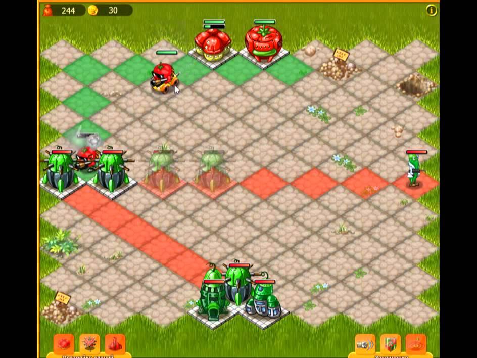 овощные войны скачать игру - фото 10