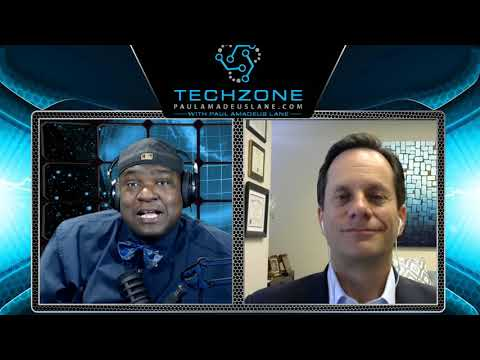 Tech Zone With Paul Amadeus Lane - Ep. #62 Part 3 - Connected Hotels