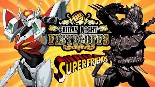 Friday Night Fisticuffs - Tatsunoko vs Capcom