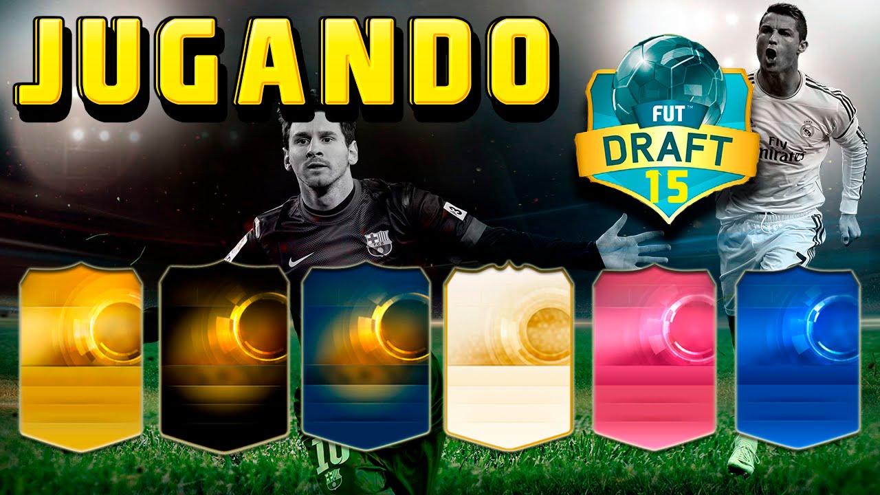 Fifa 15 Ultimate Team Fut Draft