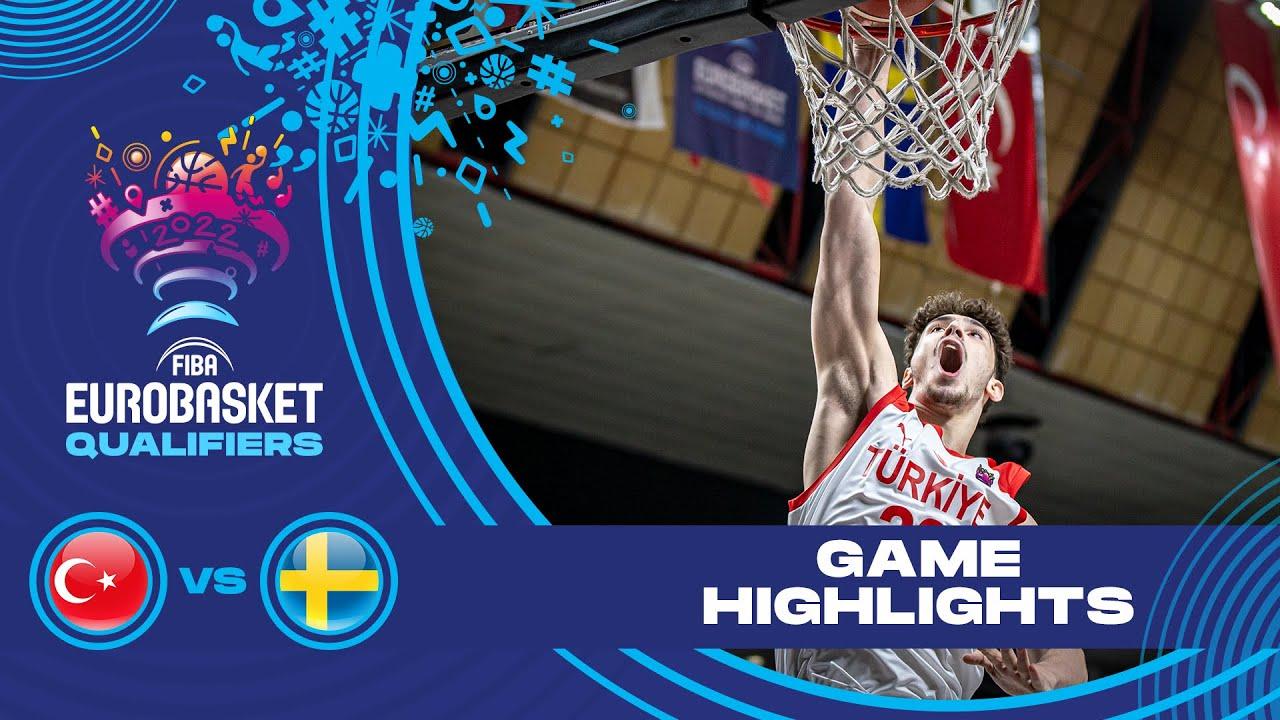 Turkey - Sweden | Highlights