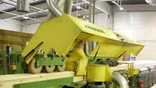 Производство домов из клееного бруса компании Ikihirsi(, 2012-01-19T11:26:16.000Z)