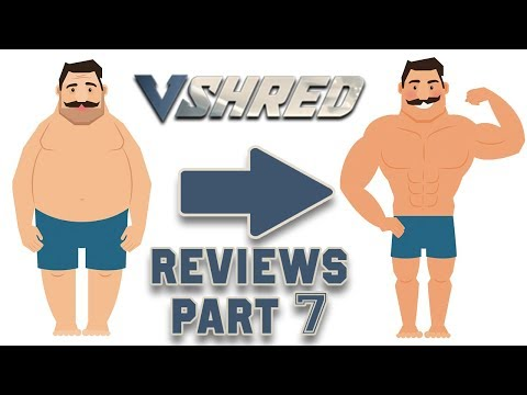 V Shred Review | Client Transformations of the Month (Part 7)