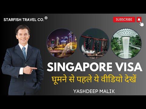 Visa Documents For Singapore (India Citizens)