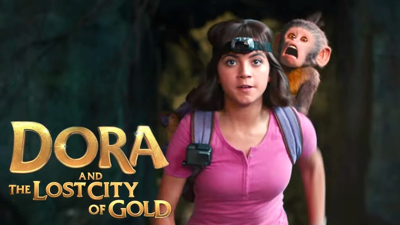 Download Dora and the Lost City of Gold Trailer #2
