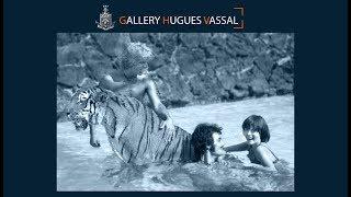 Mireille Mathieu et le tigre
