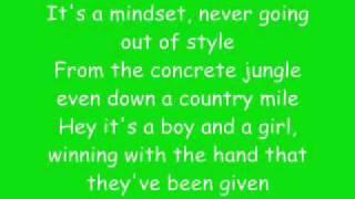 American Living- Rascal Flatts Lyrics