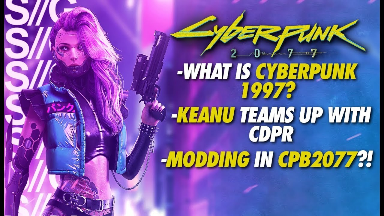 Cyberpunk 2077 News! Keanu Back at it Again! Is There ANY Hope for Modding? thumbnail