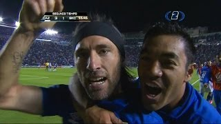 Cruz Azul vs Kansas City 5-1 Cuartos Final Concachampions League HD