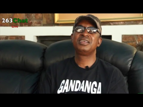 MDC-T Spokesperson Obert Chaurura Gutu speaks on the current situation in Zimbabwe #263Chat
