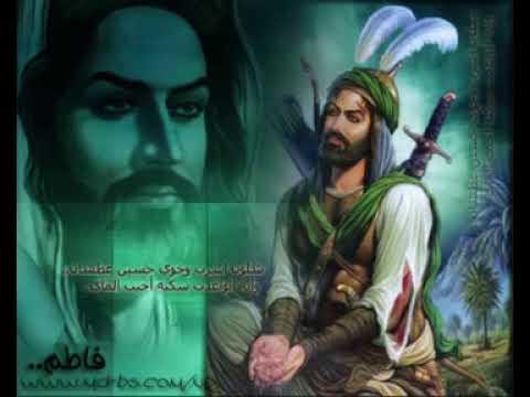 Muhammed Mihraca Vardığı Gece Kapıda Gördüğü Aslandır Ali.