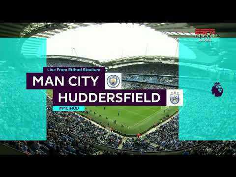 Man City 6x1 Huddersfield - Melhores Momentos