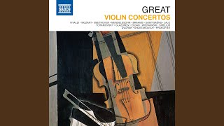 "Violin Concerto No. 8 in A Minor, Op. 47, ""in modo di scena cantante"": I. Recitative: Allegro..."