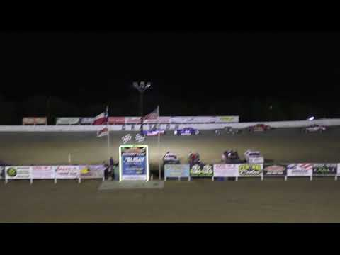 Street Stock A-Main Grayson County Speedway 7.28.18