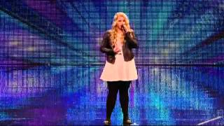 Hope Murphy   Britains got talent 2012 auditions   YouTube