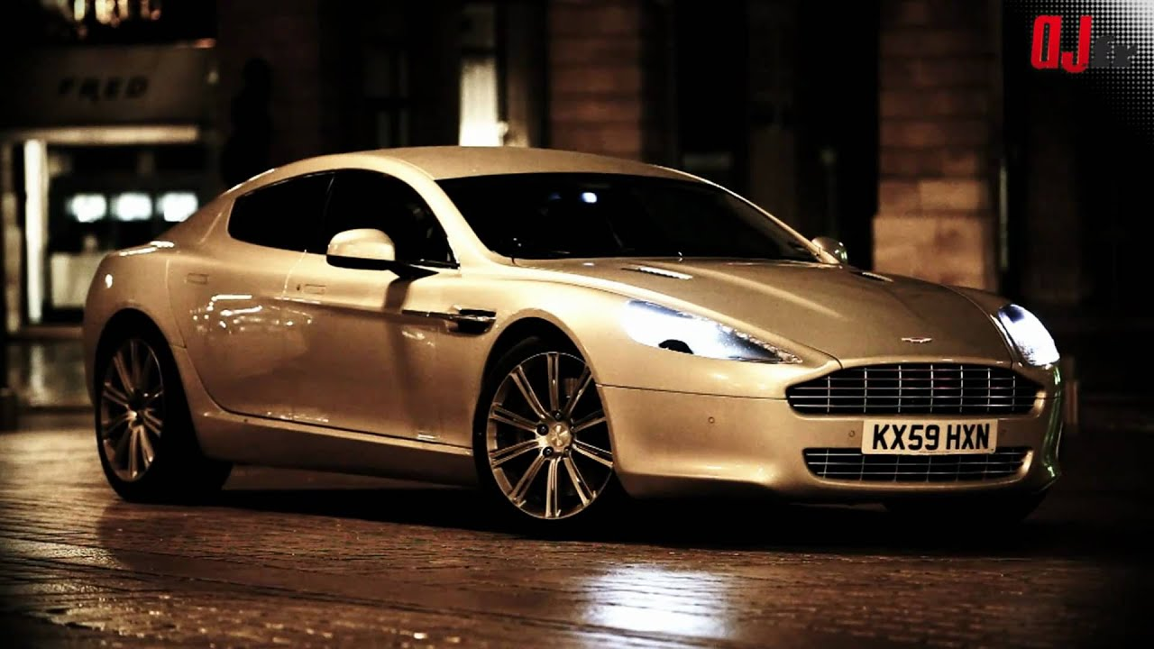essai aston martin rapide 2010 youtube. Black Bedroom Furniture Sets. Home Design Ideas