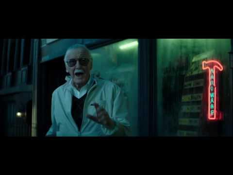 Deadpool 2   official trailer 2018 Ryan Reynolds & Stan Lee   #mangomar.com
