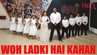 Woh Ladki Hai Kahan   Dil Chahta Hai   Khushy Niazi   Varun Gurunath   Saif Ali Khan   NDM Dance