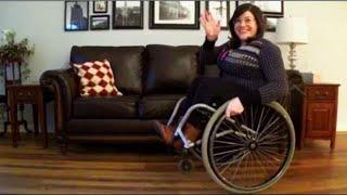 How to Do a Wheelie in a Wheelchair